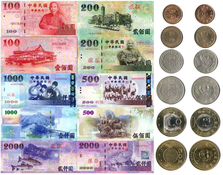 Money exchange rate singapore to taiwan currency