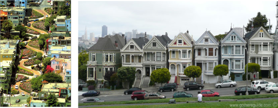 Victorian and Lombard