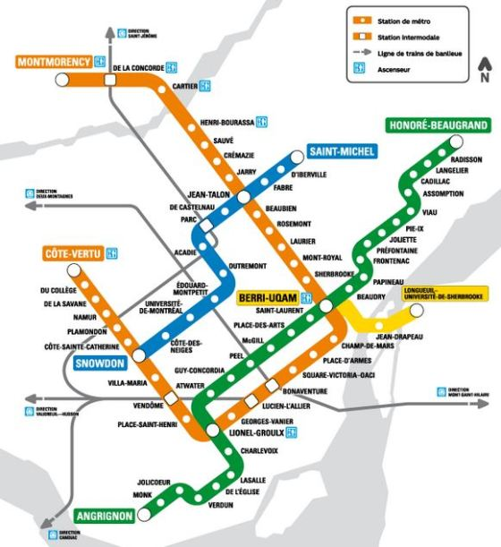 montreal subway map