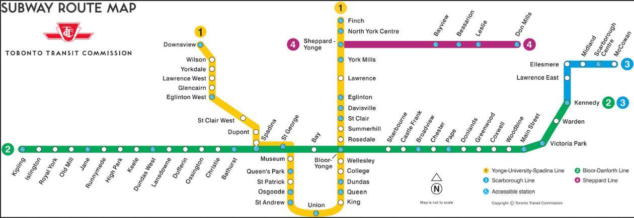 Toronto Train Map Toronto Train Map | compressportnederland Toronto Train Map
