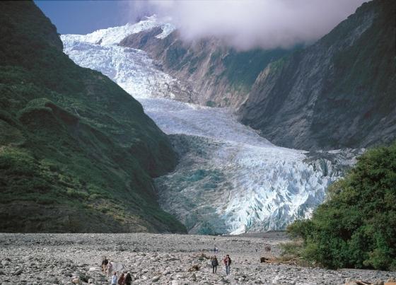 franz-glacier